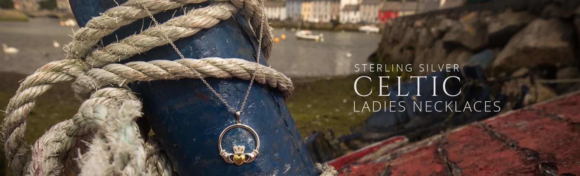 Irish Celtic Necklaces