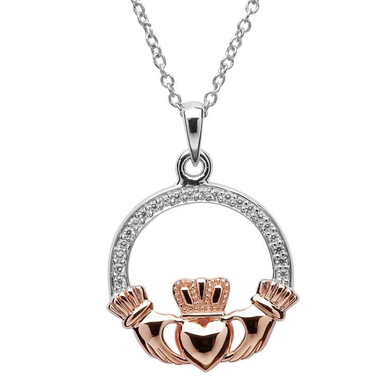 Claddagh Necklaces