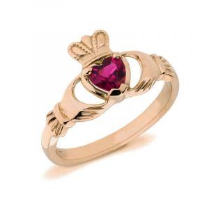 10kt-rose-gold-natural-rubelitte-claddagh-birthstone-ring-1