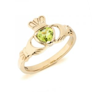 10kt-yellow-gold-august-claddagh-ring-with-natural-peridot-stone-2