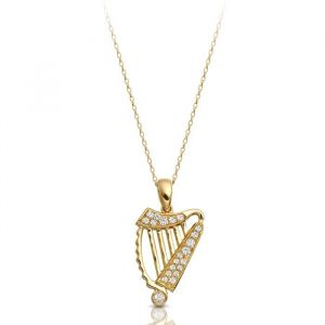 9kt-yellow-gold-harp-pendant-and-chain