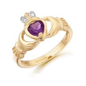 amethyst-claddagh-ring-in-9-karat-gold