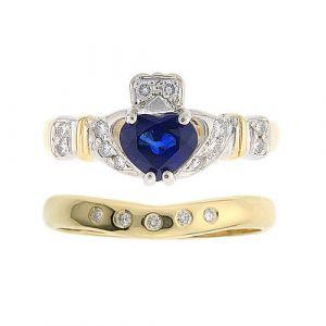 ashford-5-stone-wedding-set-in-18-karat-yellow-gold-and-sapphire