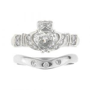 ashford-claddagh-wedding-set-in-platinum-and-diamond