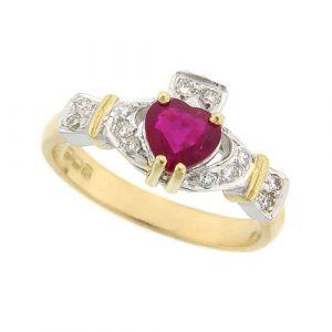 ashford-ruby-claddagh-ring-in-14-karat-yellow-gold