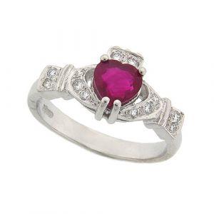 ashford-ruby-claddagh-ring-in-platinum