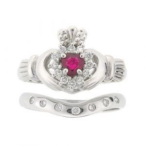 cashel-7-stone-claddagh-wedding-set-in-platinum-and-ruby