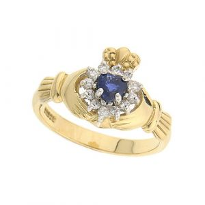 cashel-sapphire-claddagh-ring-in-18-karat-yellow-gold