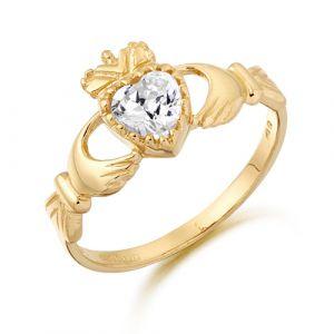 cubic-zirconia-claddagh-ring-in-9-karat-yellow-gold