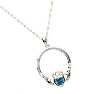 december-birthstone-claddagh-pendant