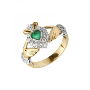 10kt-yellow-gold-cz-claddagh-ring-with-agate-stone