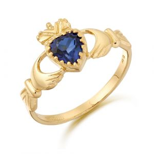 dark-blue-cz-claddagh-ring-in-gold