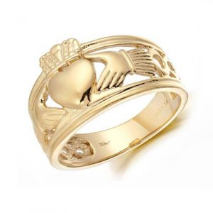 gents-wideband-claddagh-ring-in-9-karat-yellow-gold