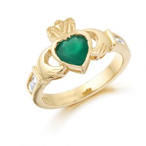 gold-claddagh-ring-with-green-cz