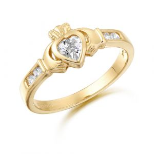gold-petite-claddagh-ring-with-cubic-zirconia