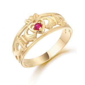 gold-wideband-red-cz-claddagh-band