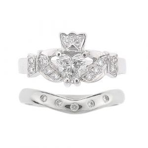 kinvara-5-stone-wedding-set-in-18-karat-white-gold-and-diamond