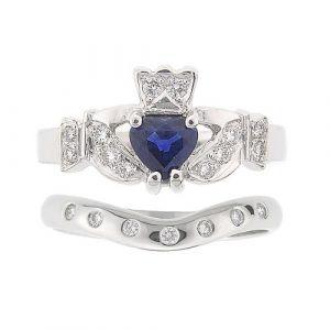 kinvara-7-stone-wedding-set-in-14-karat-white-gold-and-sapphire