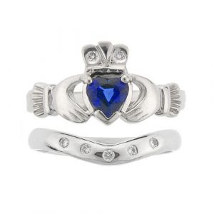 kylemore-5-stone-wedding-set-in-14kt-white-gold-and-sapphire