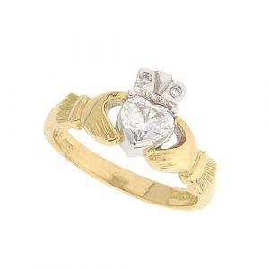 kylemore-diamond-claddagh-ring-in-14-karat-yellow-gold