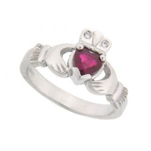 kylemore-ruby-claddagh-ring-in-14-karat-white-gold