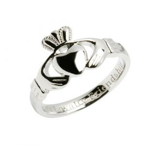 ladies-sterling-silver-comfort-fit-claddagh-ring