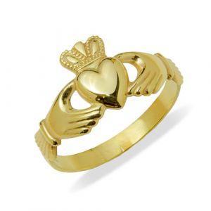 ladies-traditional-claddagh-ring-18-karat-yellow-gold