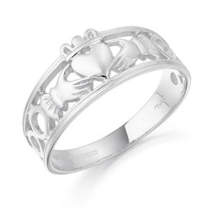 ladies-wideband-claddagh-ring-in-white-gold