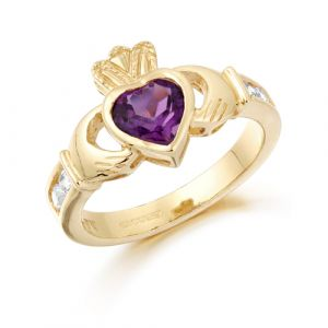 large-gold-claddagh-ring-with-deep-purple-cz