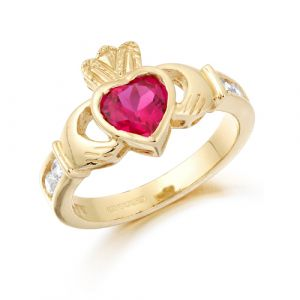 large-gold-claddagh-ring-with-red-cz