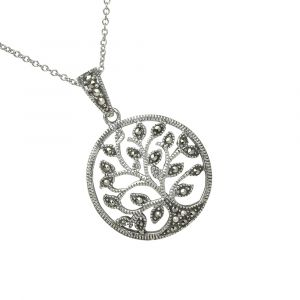marcasite-tree-of-life-sterling-silver-pendant