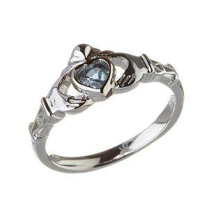 Modern-December-Birthstone-Claddagh-Ring