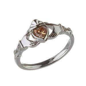 Modern-November-Birthstone-Claddagh-Ring