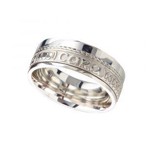 Gents-14kt-White-Gold-Celtic-Wedding-Band