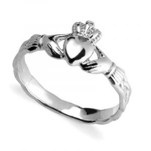 sterling-silver-claddagh-ring-with-narrow-celtic-weave-band-1