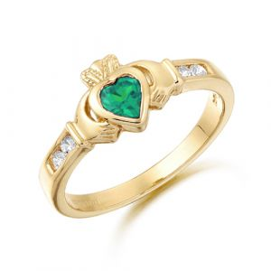 small-gold-claddagh-ring-with-green-cz
