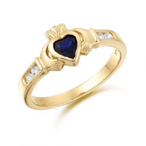 small-gold-claddagh-ring-with-dark-blue-cz