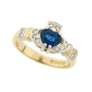 ashford-claddagh-ring-in-18kt-yellow-gold-and-sapphire