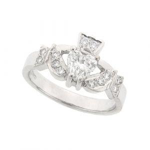 kinvara-claddagh-ring-in-platinum-and-diamond