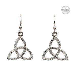 trinity-earrings-with-swarovski-crystals