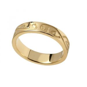 14kt-Yellow-Gold-Ladies-Celtic-Wedding-Band