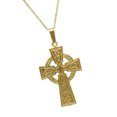 Gold Celtic Crosses