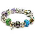 Taras Diary Charm Bracelet