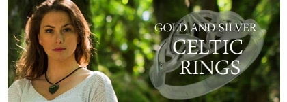 Celtic Gold by the Claddagh Jewellers