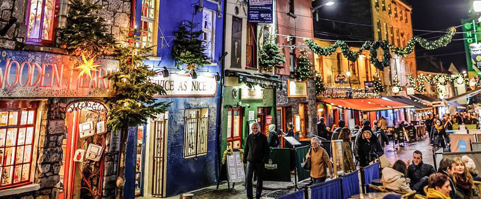 The Latin Quarter Galway