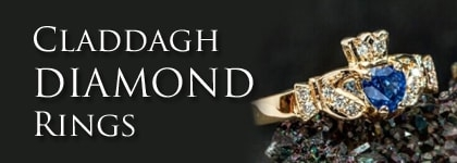 The Claddagh Diamond Collection