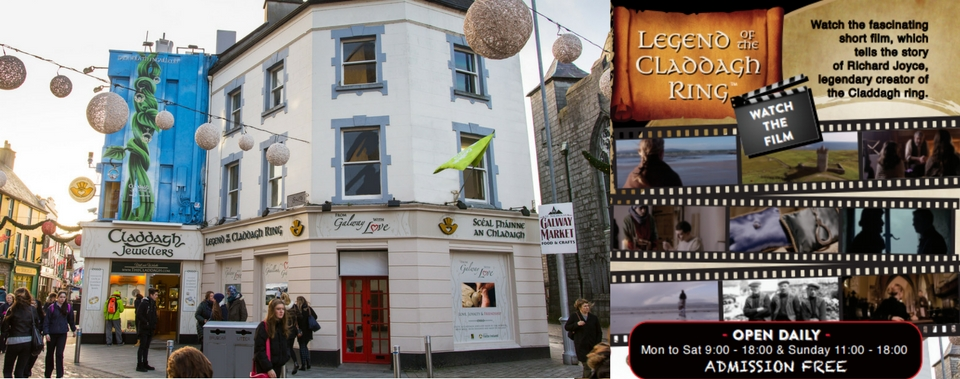 Claddagh Legend Store