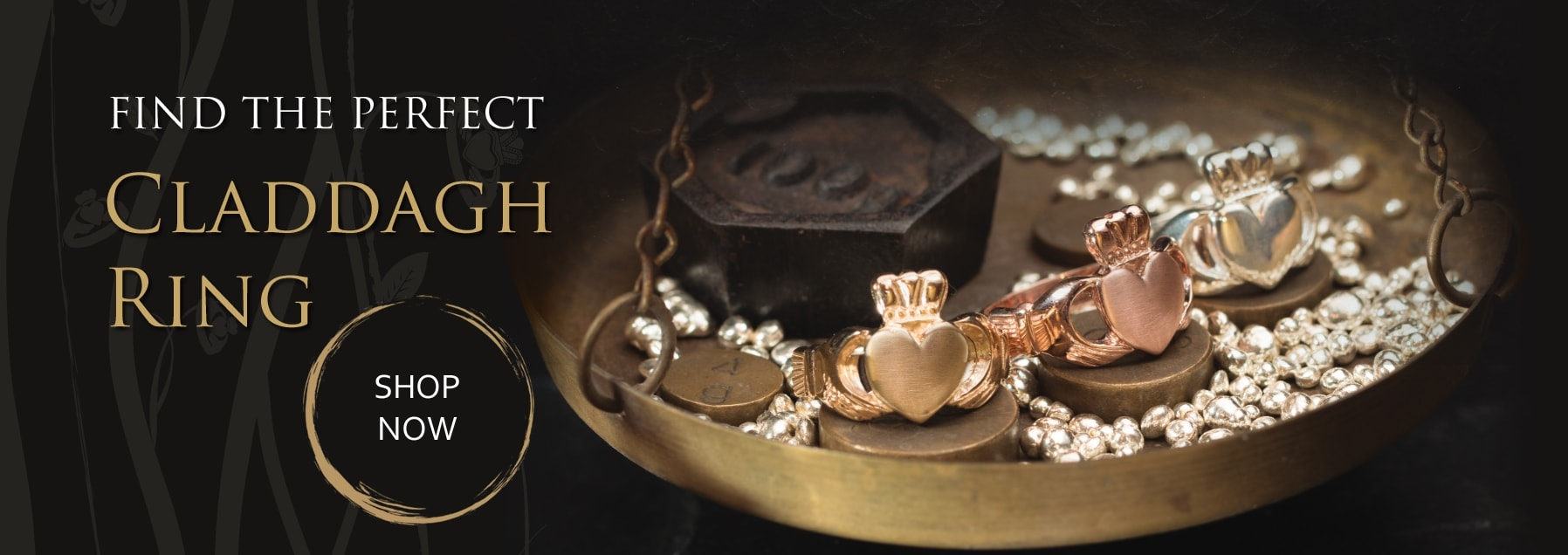 Claddagh Jewellers: Home Of The Authentic Claddagh Ring