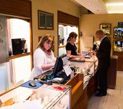 Galway Claddagh shop interior