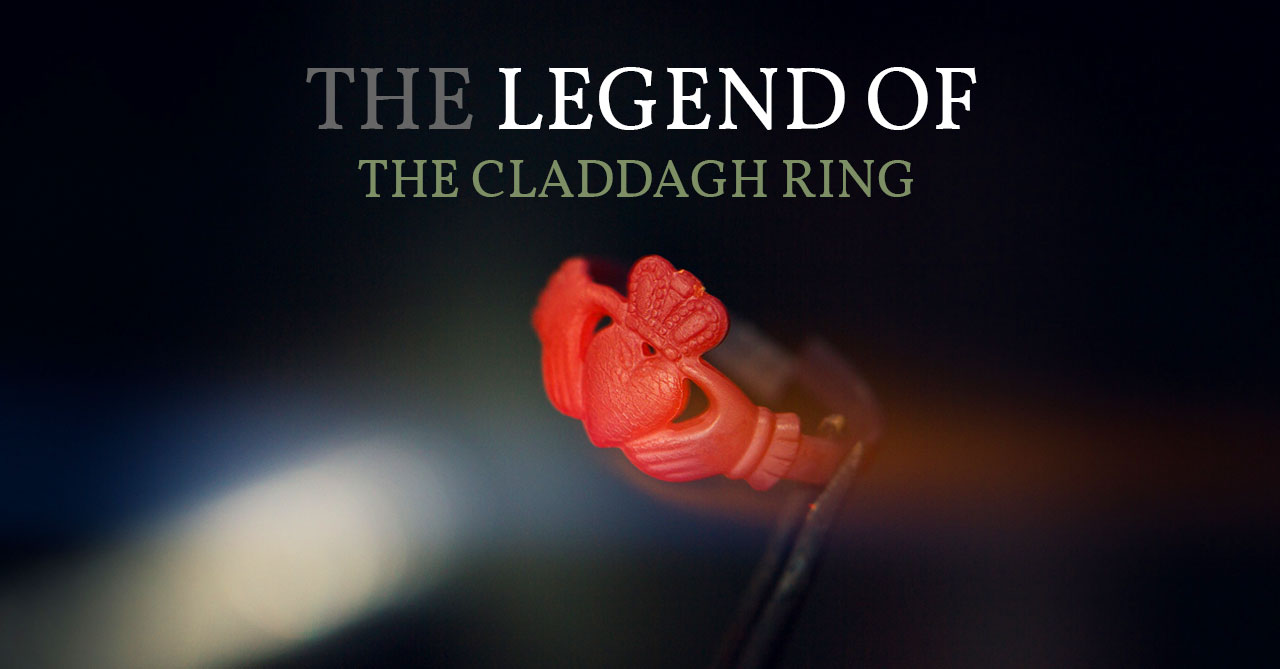 Legend of the Claddagh Ring